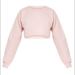 Pretty Little Things Cropped Sweatshirt